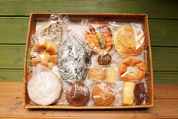 서울장애인종합복지관 보호작업장에서 생산하는 다양한 빵 제품