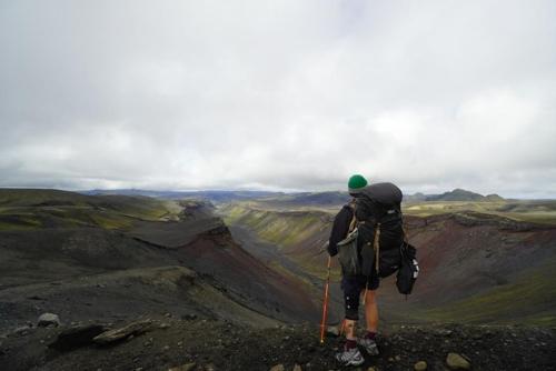 아이슬란드 기부 프로젝트에 나선 김채울 씨