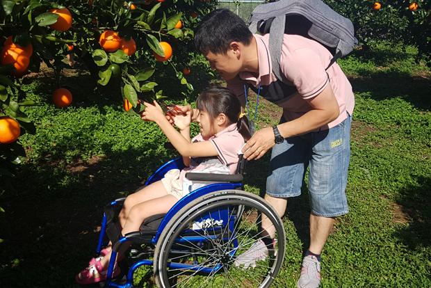 SPC 임직원과 3박4일 제주 여행을 다녀온 장애어린이 가족