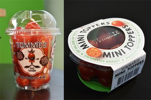 네덜란드 남자 아이의 흔한 이름인 'TOMMIES'라는 브랜드로 판매되는 상품들