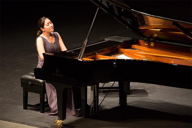 독일과 영국 등 유럽에서 연주 활동을 펼쳐온 김정은 피아니스트 (본인 제공)