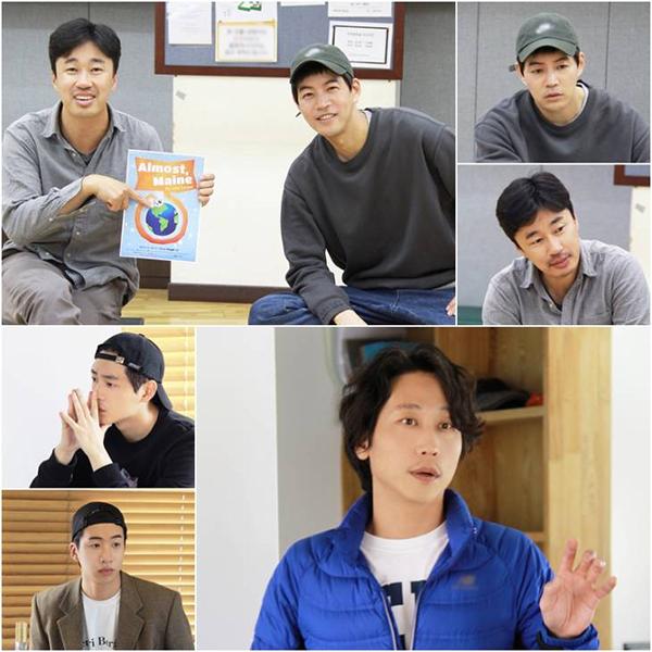 뜻깊은 나눔에 동참한 배우들 (제이와이드컴퍼니 제공)