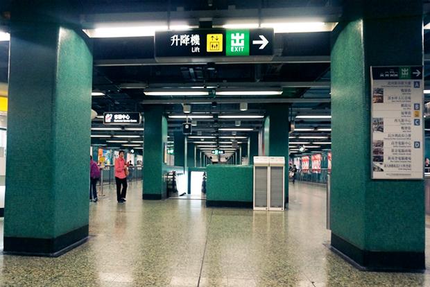 교통약자의 접근성을 높인 홍콩 지하철