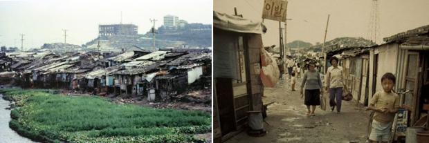 노무라 할아버지가 1970년대 촬영한 한국의 청계천