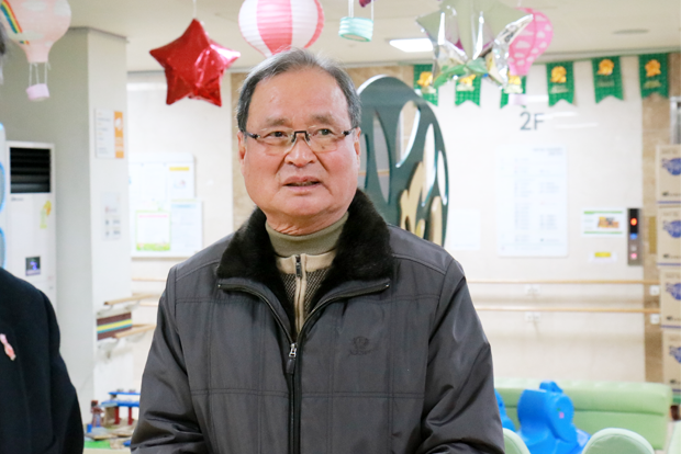 KB국민은행의 만기된 예금을 기부한 이남림 기부자