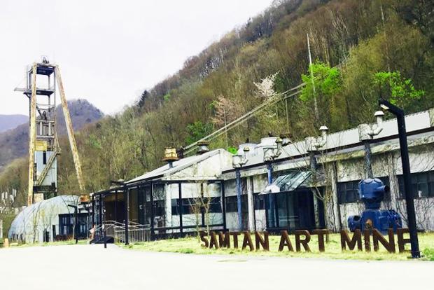 폐광에서 예술문화 공간으로 변신한 삼탄아트마인