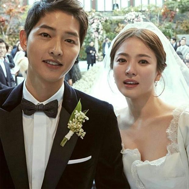 송송커플 인스타팬들이 응원하는배우 송중기‧송혜교 부부