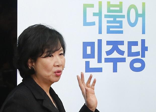 손혜원 더불어민주당 의원. 연합뉴스