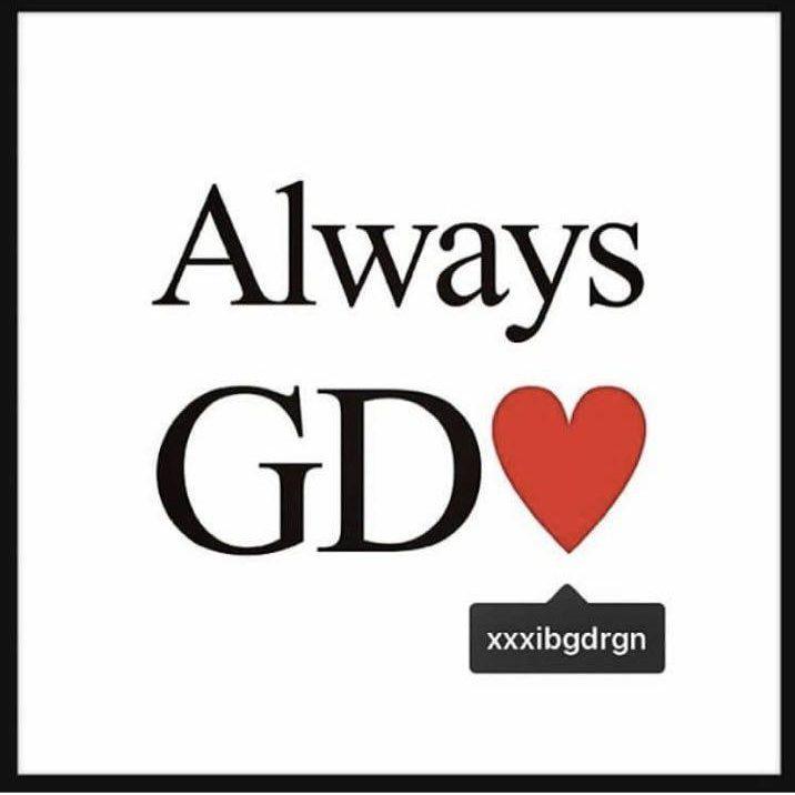 지드래곤(Always_GD)