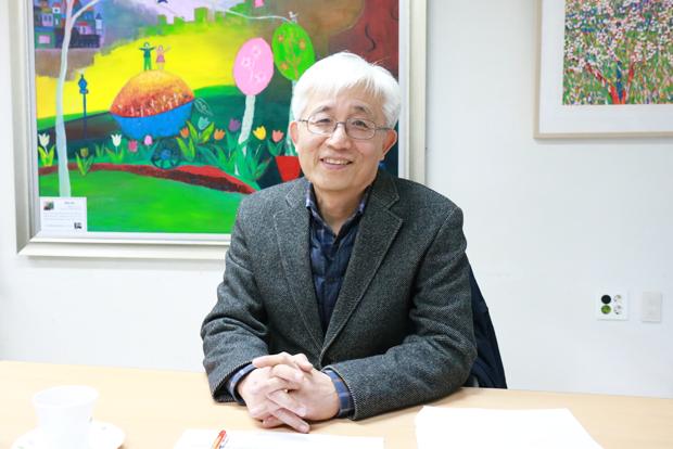 김윤태 국립교통재활병원 진료부원장