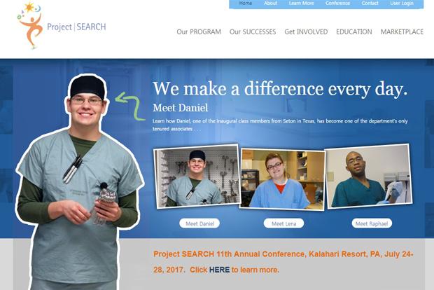 인센티브 및 유급 인턴십 프로그램 성공사례 (출처 : Project SEARCH)